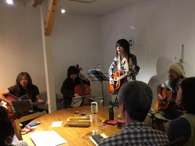 昭和の歌セッション